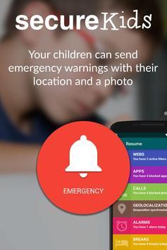 Parental Control SecureKids screenshot 6