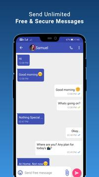 Messages Pro captura de pantalla 2