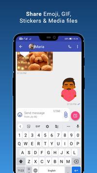 Messages Pro captura de pantalla 3