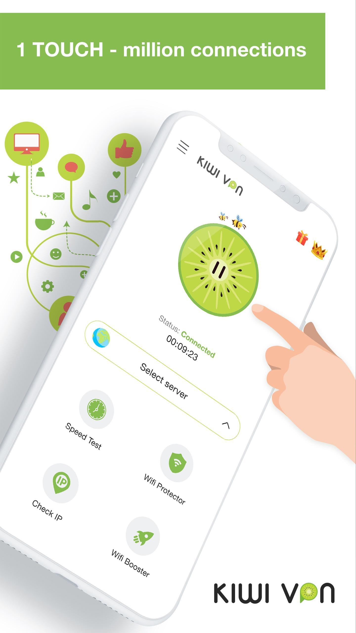 Kiwi VPN for Android - APK Download
