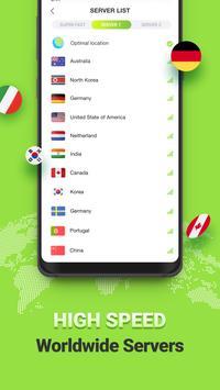 Kiwi VPN screenshot 2