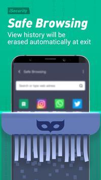 Antivirus, Virus Cleaner, Super Clean - iSecurity स्क्रीनशॉट 3