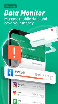 Antivirus, Virus Cleaner, Super Clean - iSecurity स्क्रीनशॉट 7