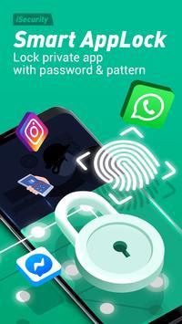 Antivirus, Virus Cleaner, Super Clean - iSecurity स्क्रीनशॉट 5