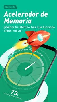 Antivirus, Virus cleaner, Super limpio - iSecurity captura de pantalla 4