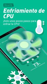 Antivirus, Virus cleaner, Super limpio - iSecurity captura de pantalla 6