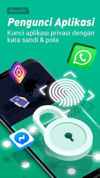 iSecurity: Antivirus, Pembersih Virus, Hapus Virus screenshot 2