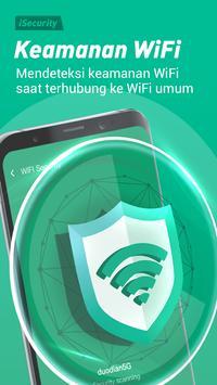 iSecurity: Antivirus, Pembersih Virus, Hapus Virus screenshot 6