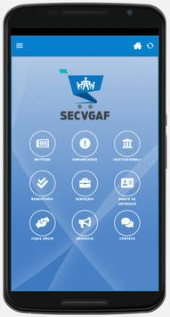 SECVGAF poster