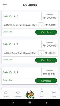 Seafood Valley Enterprise Sdn Bhd screenshot 3