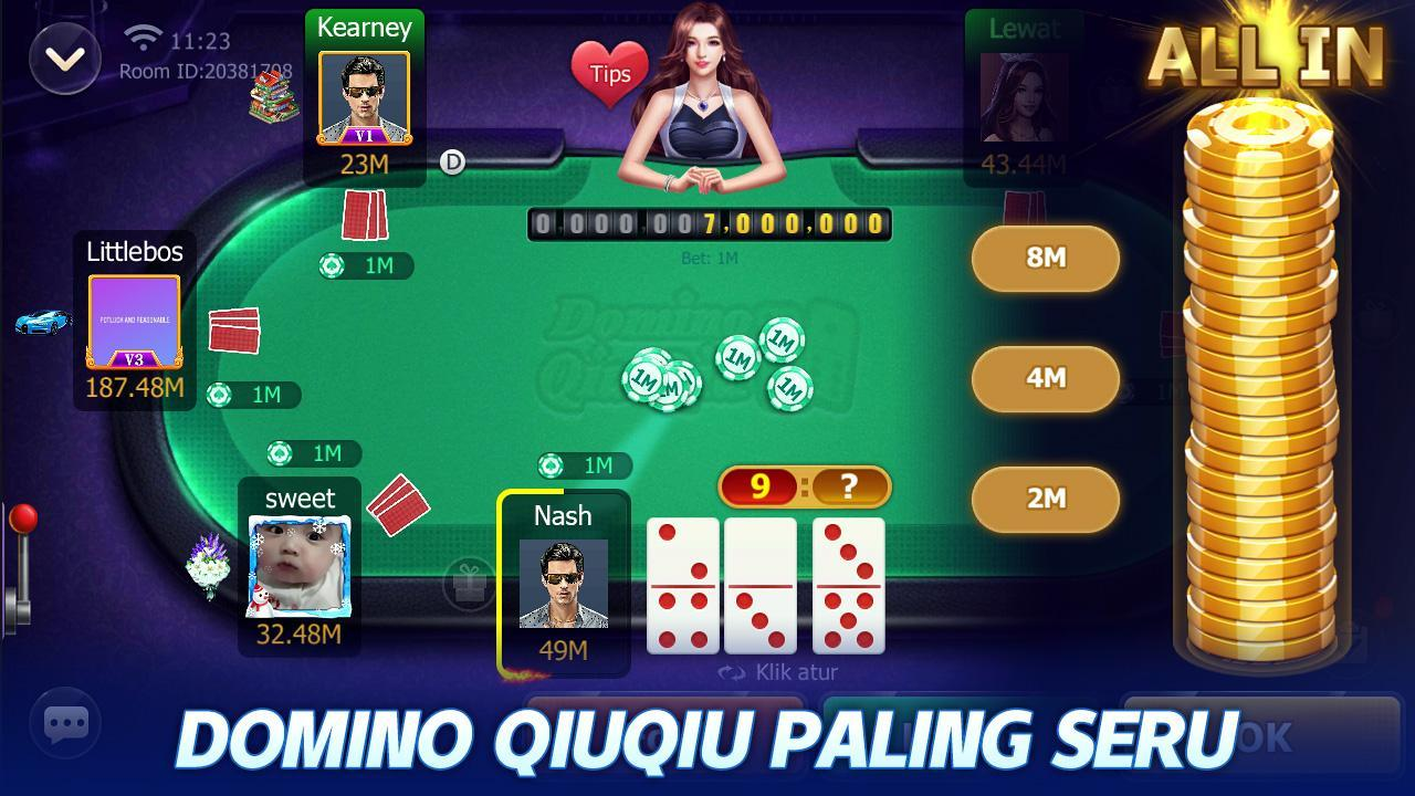 Domino Qiuqiu For Android Apk Download