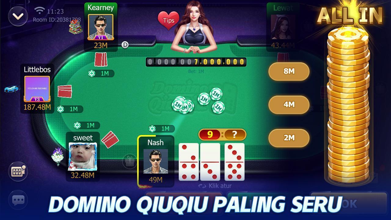 Pop Domino Qiuqiu 2021 Domino 99 Gaple Online For Android Apk Download