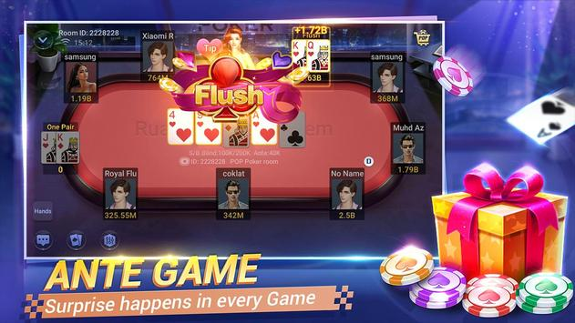 POP Poker screenshot 1