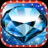 Blue Diamond Slots: Double Win icon