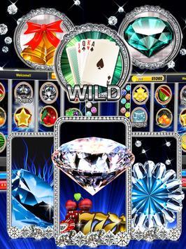 Blue Diamond Slots: Double Win screenshot 1