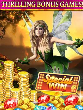 Fairy Slots machines poster