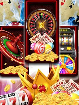 Smash Double Slots: Hit casino poster