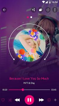 Music player screenshot 22