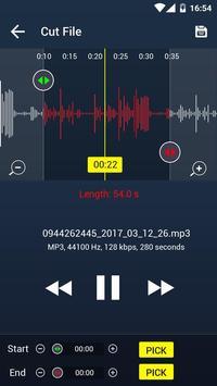Reproductor de música captura de pantalla 2