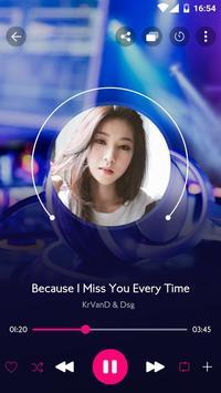 Music player screenshot 7