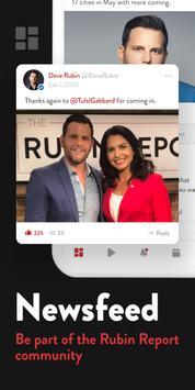 Rubin Report скриншот 4