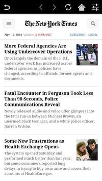 News Browser screenshot 5