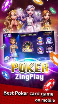 Poker  ZingPlay Texas Hold'em poster