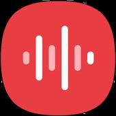 Samsung Voice Recorder ícone