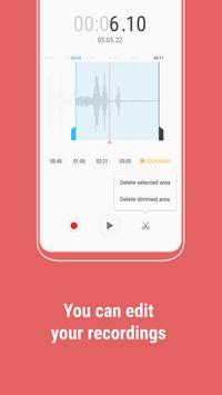 Samsung Voice Recorder imagem de tela 3