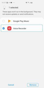 Samsung Voice Recorder imagem de tela 5