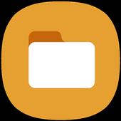 Samsung My Files icon