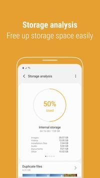 Samsung My Files screenshot 1