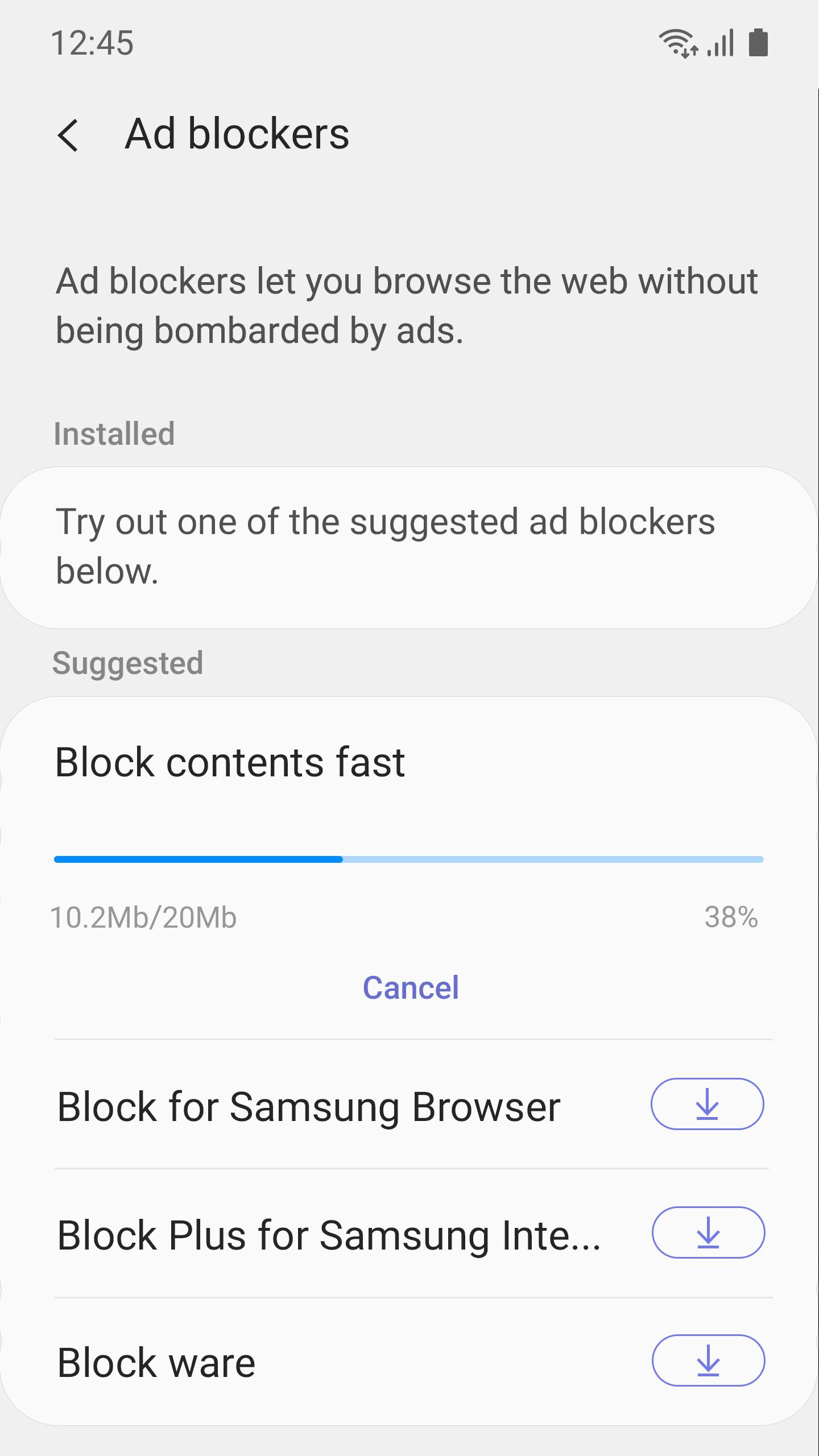 Samsung Internet Browser Beta for Android - APK Download