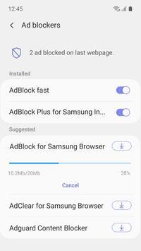 Samsung Internet Screenshot 4