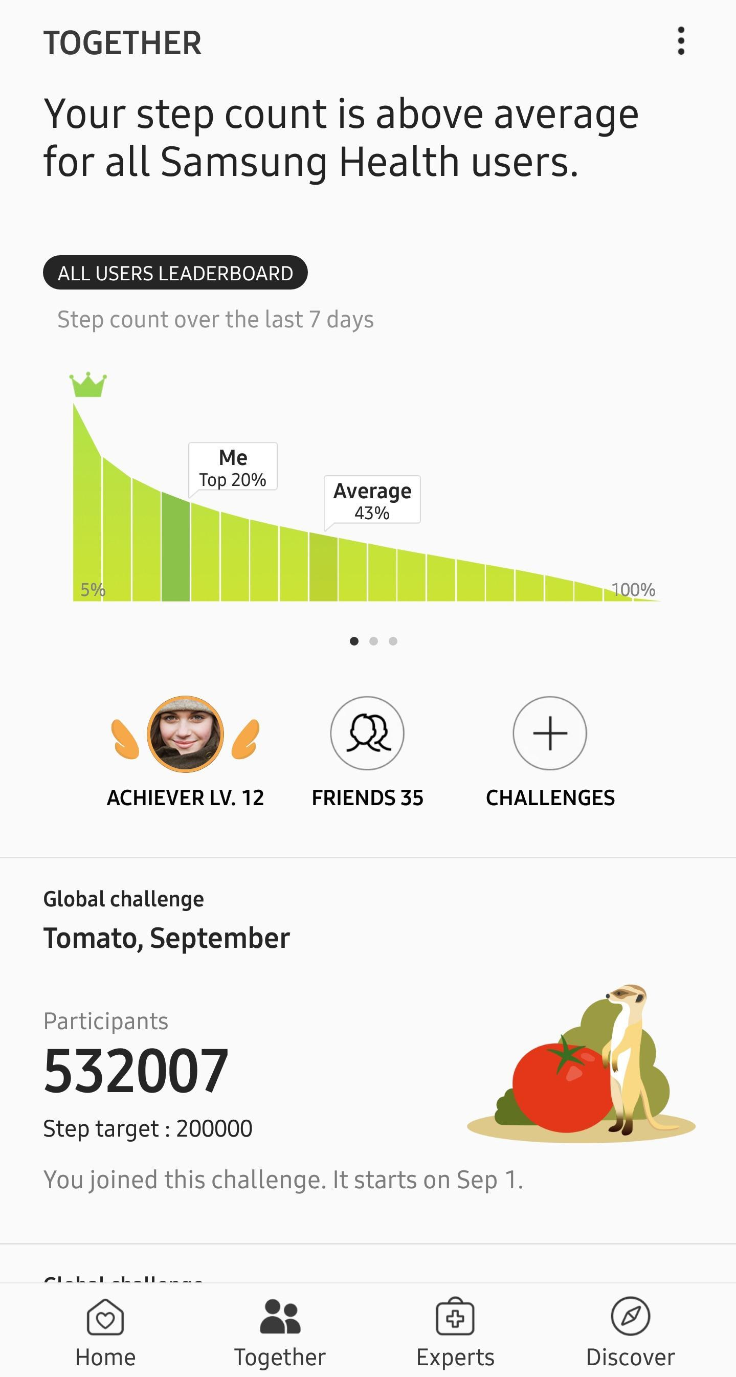 Samsung Health for Android - APK Download