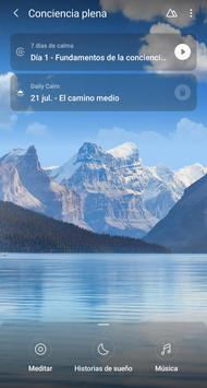 Samsung Health captura de pantalla 3