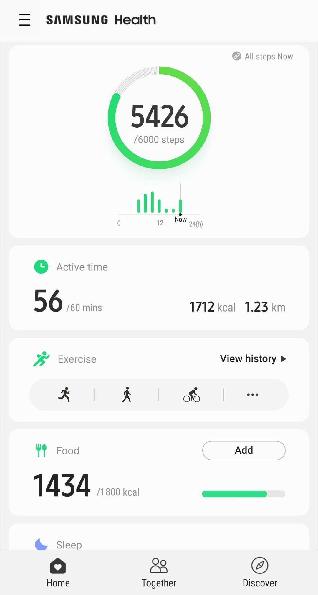 Android için Samsung Health - APK'yı İndir