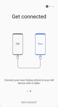 2 Schermata Samsung Smart Switch Mobile