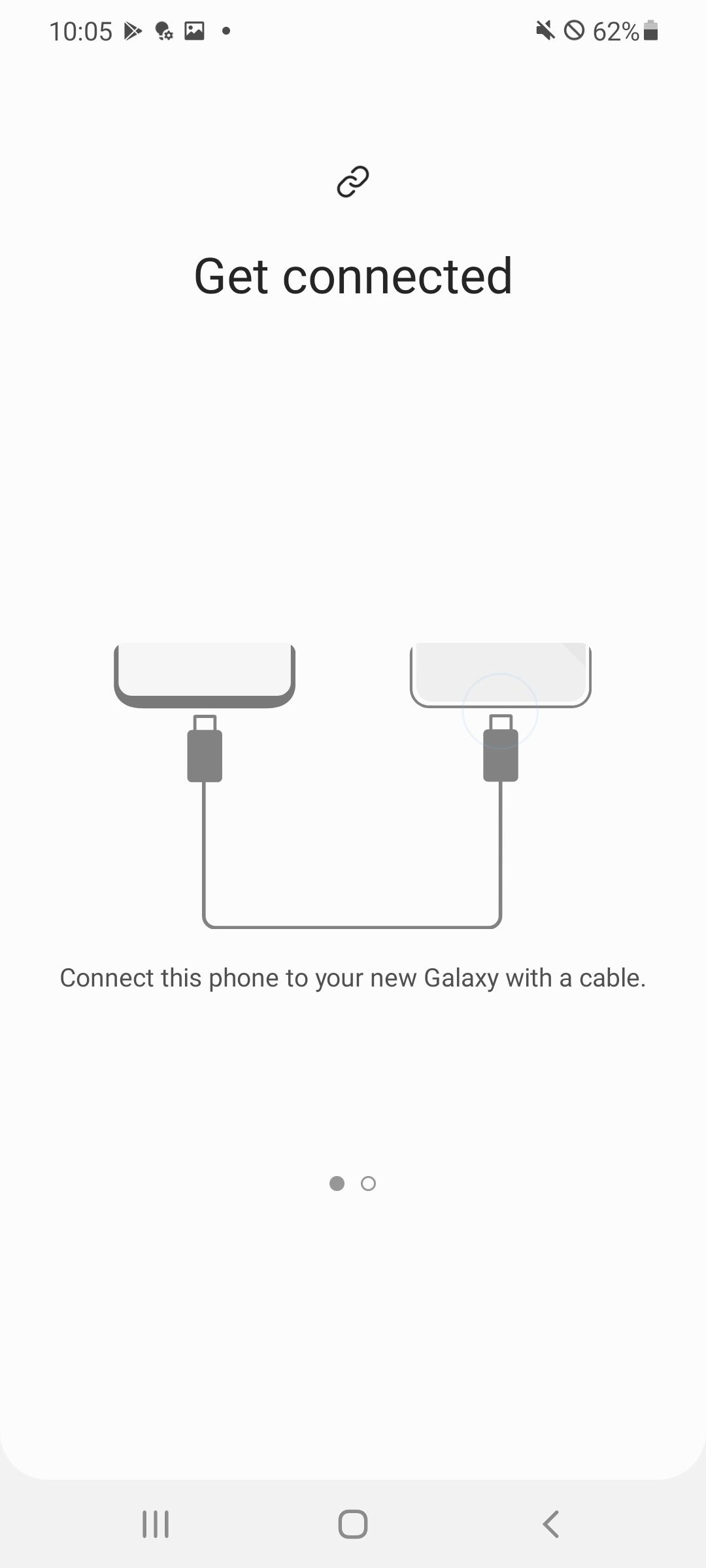 Samsung Smart Switch Mobile poster