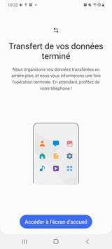 Samsung Smart Switch Mobile capture d'écran 4