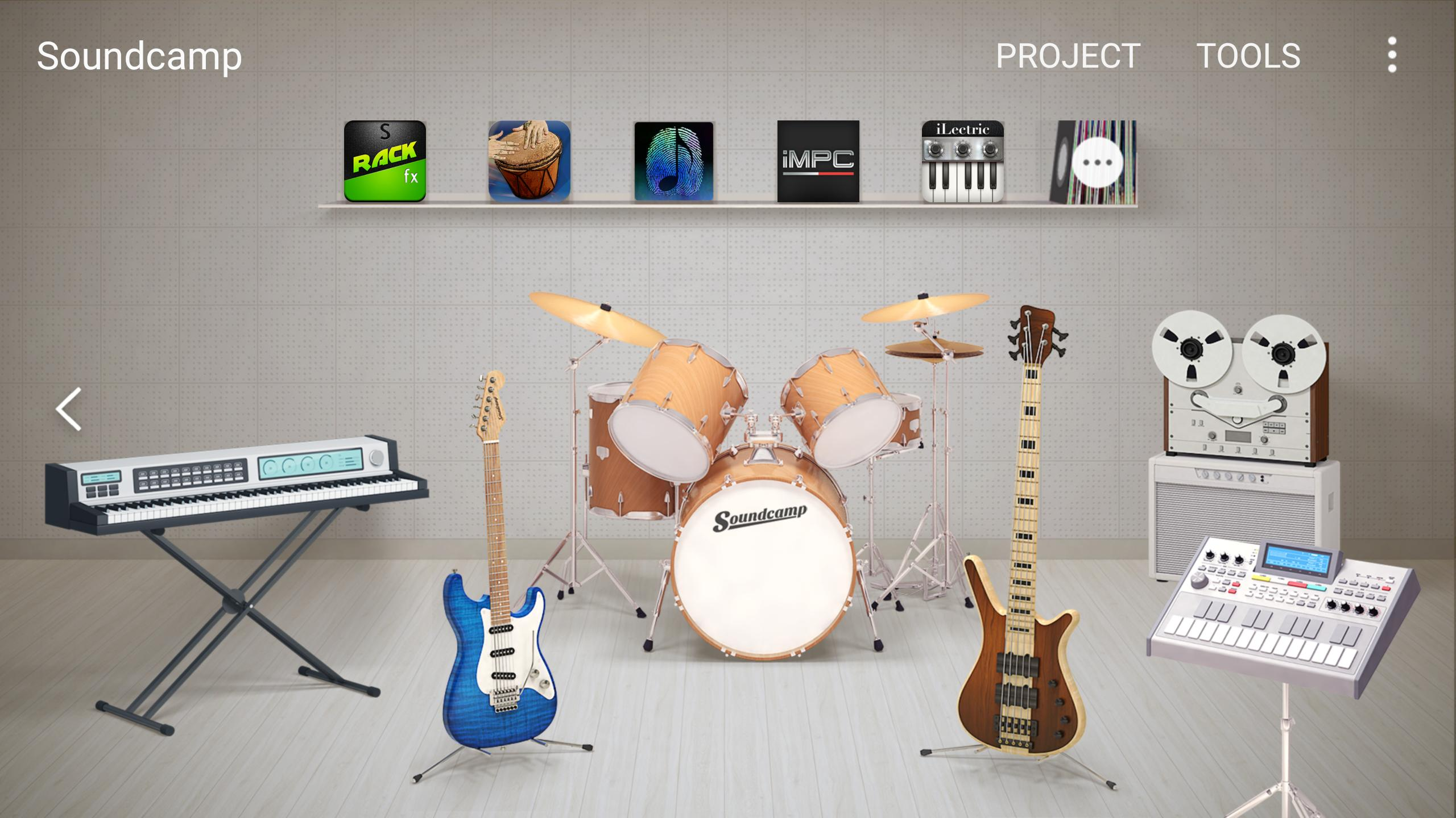 Soundcamp for Android - APK Download