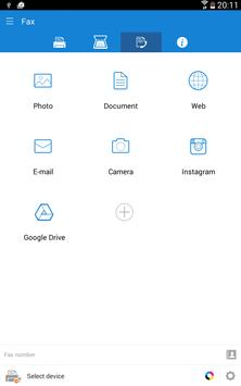 Samsung Mobile Print captura de pantalla 11