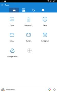 Samsung Mobile Print captura de pantalla 9