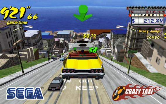 Crazy Taxi Classic screenshot 3