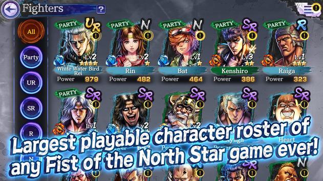 FIST OF THE NORTH STAR screenshot 1