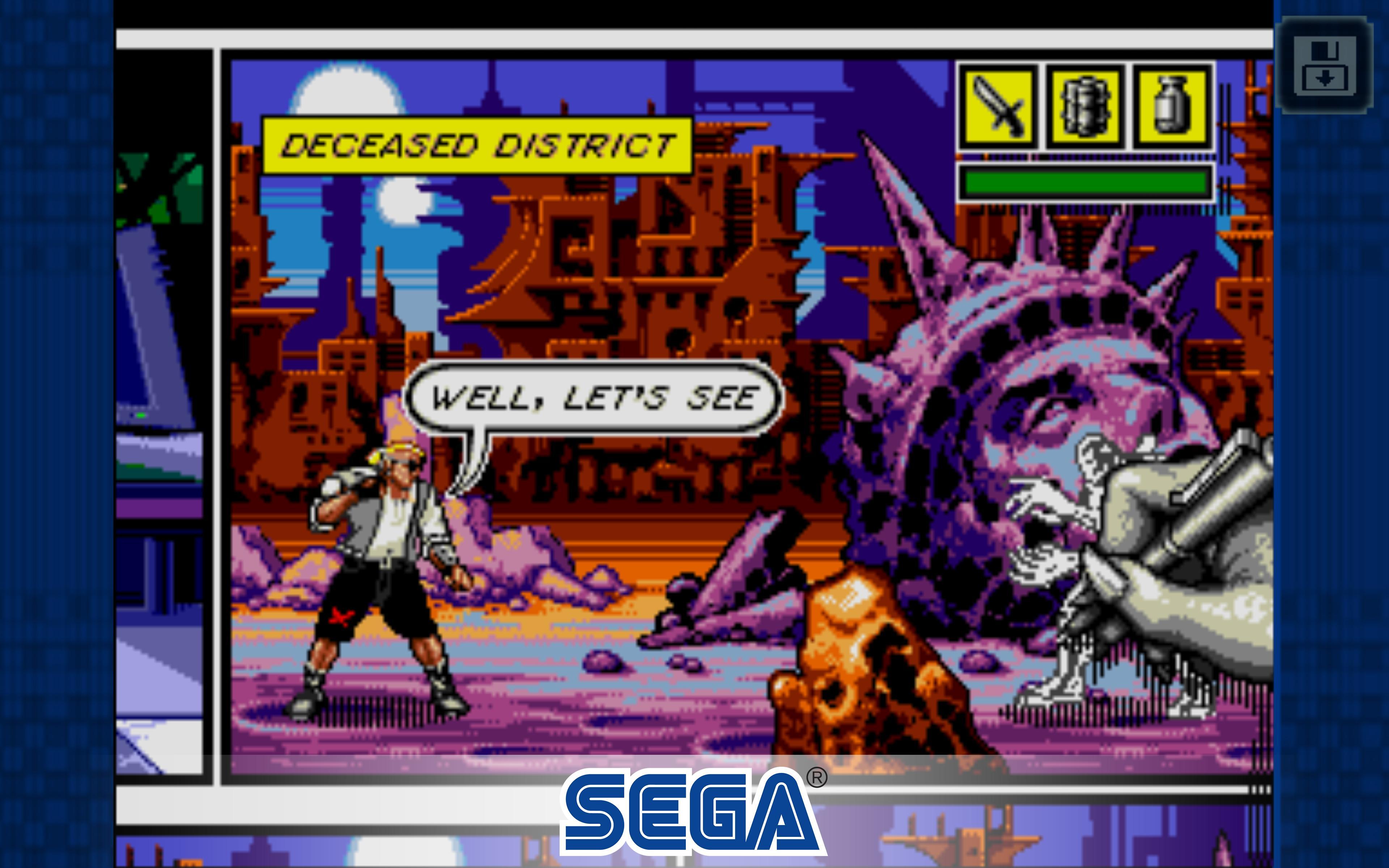 Hasil gambar untuk gambar game comix zone
