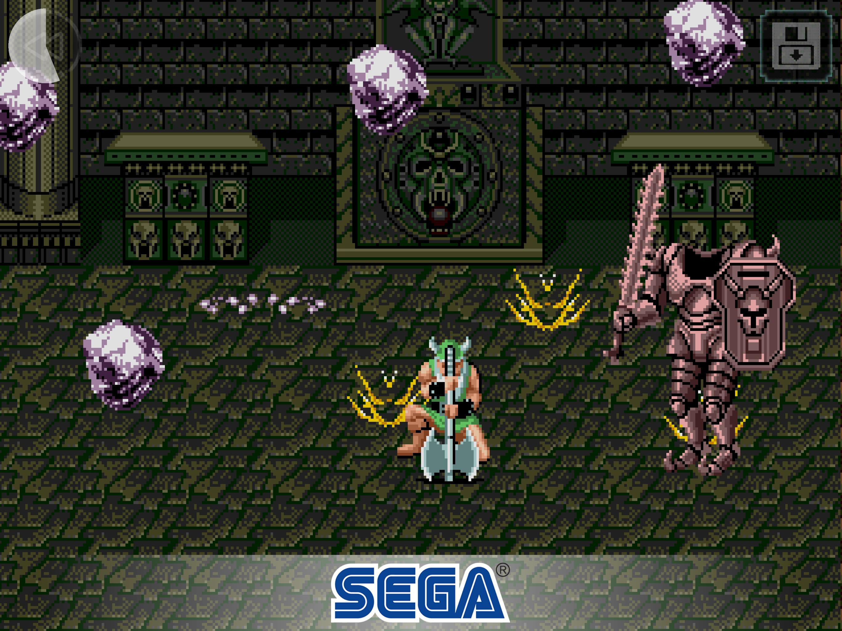 Golden Axe Classics for Android - APK Download