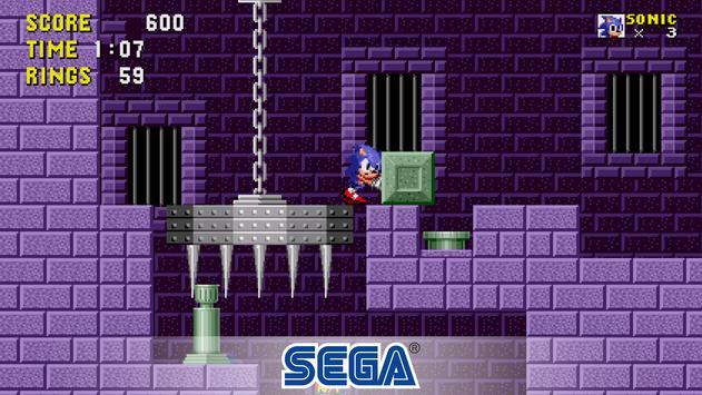1 Schermata Sonic the Hedgehog™ Classic