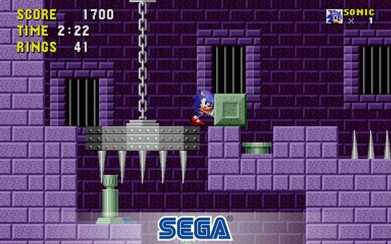 6 Schermata Sonic the Hedgehog™ Classic