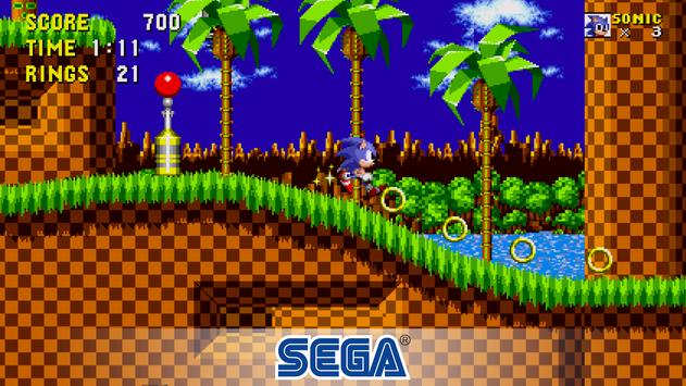 Sonic the Hedgehog™ Classic ポスター